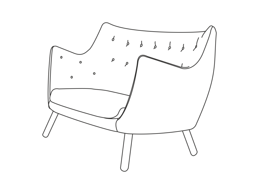 Poeten sofa