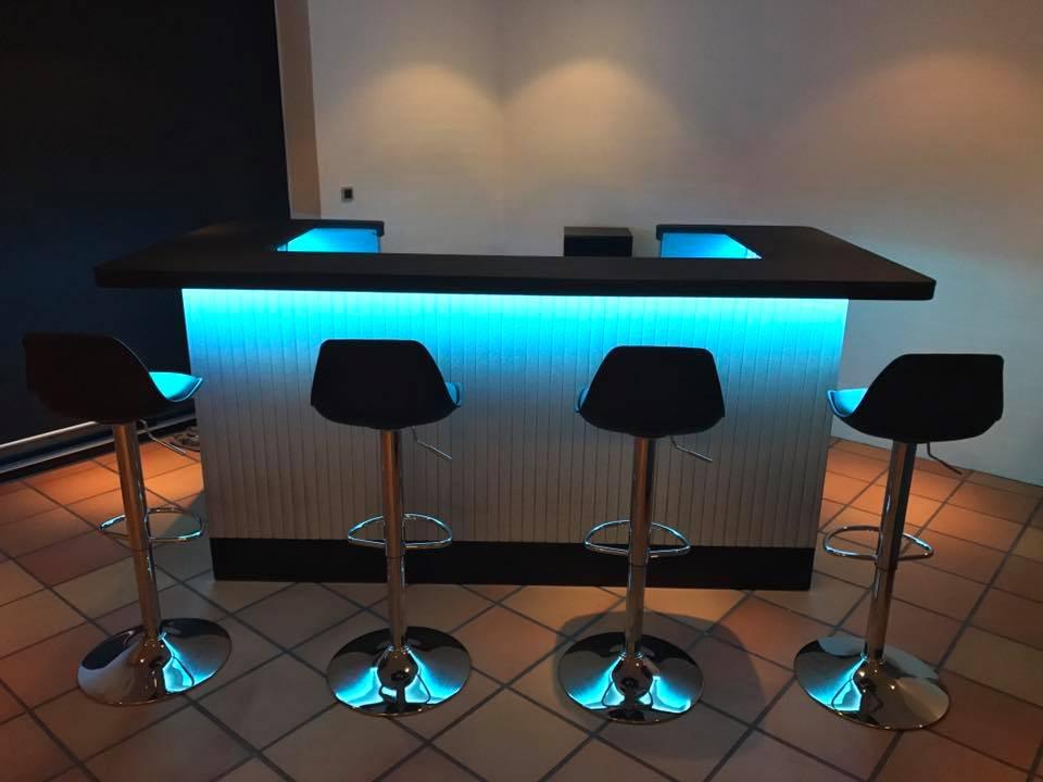 Specialproduceret bar
